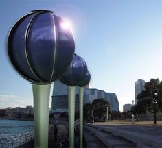 Solar plus wind energy in one system!