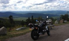 Motorcycling to the top of the Whiteface Region | Whiteface Region