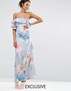 Nice 99 Flirty Floral Bridesmaid Dresses Your Squad Will Love https://fazhion.co/2017/03/22/99-flirty-floral-bridesmaid-dresses-squad-will-love/ You might not be feeling fresh and floral right now—it is the dead of winter, after all—but spring and summer brides, these flower-covered dresses, all bridesmaid-worthy, should get you you in a balmier state of mind.