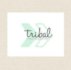 tribal arrow logo