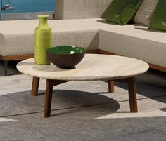 Cleo Coffee Table D100 de Talenti | Mesas de centro de jardín