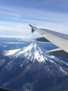 View of Mt. Hood, Oregon