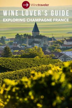 A Wine Lover's Guide to Visiting Champagne France Paris France Travel, Paris Travel Guide, Travel Guides, Travel Advice, Champagne Region France, Paris Things To Do, European Travel, Travel Europe, Ardennes