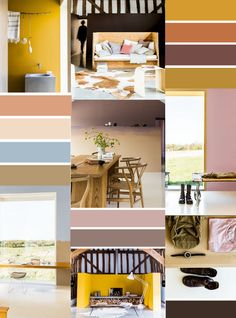 Color Trends 2015 Akzo Nobel - Eclectic Trends BIG NATURE+Small me.