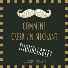 Et si vous appreniez comment créer un méchant inoubliable? #créerunméchant #méchant #antagoniste Writing Advice, Writing Help, Writing A Book, Writing Prompts, Notebook Sketches, Writing Challenge, Telling Stories, Always Learning, Book Projects
