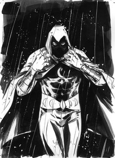 Moon Knight by Marc Laming