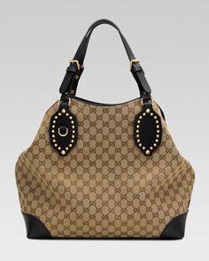 Gucci- Patti Shoulder Bag, Medium