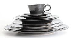 Range, Ceramics, Tableware, Inspiration, Black, Ceramica, Biblical Inspiration, Cookers, Pottery