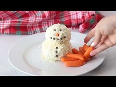 This holiday ranch cheese ball is the perfect holiday party appetizer: easy to make, easy to serve, and always a crowd-pleaser for young and old alike. Christmas Snacks, Christmas Baking, Christmas Recipes, Holiday Recipes, Christmas Ideas, Dip Recipes, Easy Dinner Recipes, Appetizer Recipes, Easy Meals