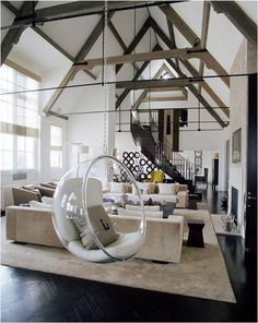 Interior desinger Kelly Hoppen's home