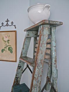 The Patina Ladder