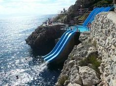 Slide to the sea