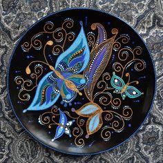 Dot Art Painting, Mandala Painting, Pottery Painting, Fabric Painting, Stone Painting, Mandala Canvas, Mandala Dots, Point Paint, Paisley Art