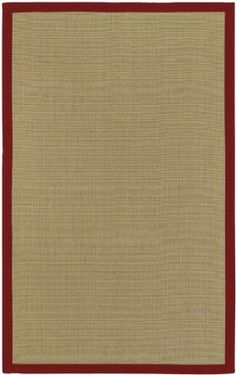 Soho features a blend of natural Tan-Taupe color. Hand Made of 100% Jute the Soho Collection is an intriguing compliment to any decor.