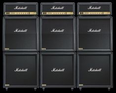 marshall amps | ... of jim marshall marshall s amps have been are and always will be