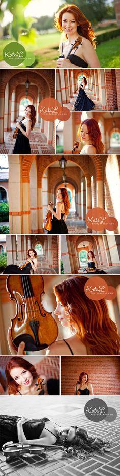 chloé trevor, violinist | houston headshot photographer » Boston Headshots – Kate L Photography:
