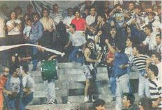 old school(PAOK) Old School, Fans, Painting, Painting Art, Paintings, Painted Canvas, Drawings