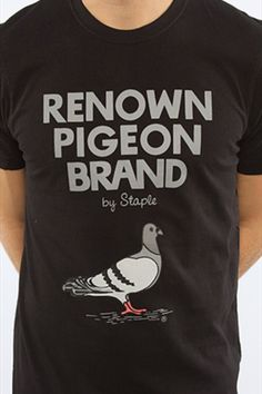 More from Staple. The Renowned Pigeon Brand $28 plus 20% discount with rep code SHANE20 get the #karmaloop app