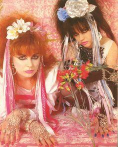 80s Goth Lite...my style inspiration.