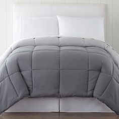 Buy jcp home™ Classic Down-Alternative Comforter today at jcpenney.com. You deserve great deals and we've got them at jcp!