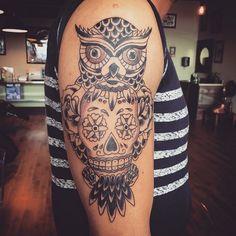 72 Beautiful Sugar Skull Tattoos with Images - Piercings Models