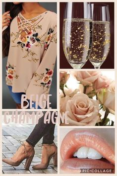 Beige Champagne by LipSense Champagne, Spring, Floral, Flowers https://www.facebook.com/Liplinger/posts/267458790357518