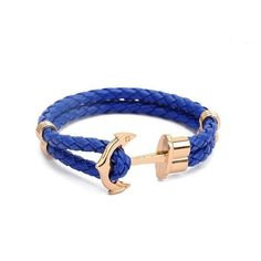 Lost at sea? These gorgeous anchor bracelets are on sale today for only $22. Get yours now at TheNuggit.com, courtesy of @thenuggitshop , your curator of luxury essentials. FREE Worldwide Shipping is complimentary!  Follow: @thenuggitshop  Shop now at TheNuggit.com  #WelcomeToTheGoldmine