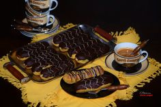 https://flic.kr/p/CWUMSg | Chocolate Eclairs