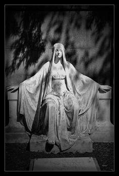 Melaten I by *RoSaVision ~ Melaten Cemetery, Cologne, Germany