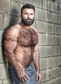 Hairy Guys Are The Hottest! — OMG