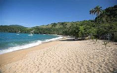 The world's best unspoilt beaches - Lopez Mendez, Ilha Grande