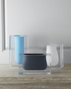Bel Air Vases