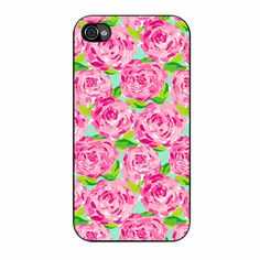 Lily Pulitzer 2 iPhone 4/4s Case
