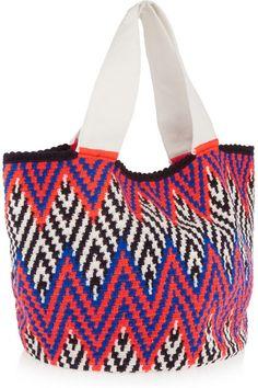 Womens Jonas Crochet Tote Bag Sophie Anderson U6Vd6sJTO
