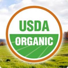 USDA Organic logo and information on organic farming. Now if the USDA would come up with a label for GMO foods. Non Organic, Organic Living, Eating Organic, Organic Logo, Natural Living, Organic Oils, Organic Meat, Organic Vegetables, Organic Quinoa
