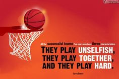 Inspirational Basketball Quotes Entrancing Inspirational Basketball Quotes From Basketball Coaches  Common . Inspiration