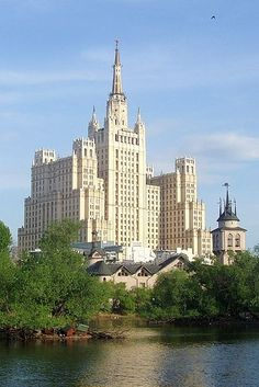 Seven Sisters (Moscow)// ¡Coloso!