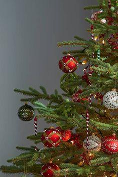 Silver Christmas Tree