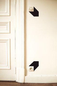 Wall stickers : Domestic ® vente de stickers muraux, autocollants muraux, sticker décoratif, décors muraux, décoration dintérieure, sticker mural, vynil et autocollant pour les murs