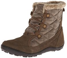 Columbia Women's Minx Shorty Oh Herringbone Winter Boot,Pebble/Oxford Tan,6.5 M US Columbia http://www.amazon.com/dp/B00GW8G1DY/ref=cm_sw_r_pi_dp_aiIbub04WFFRG
