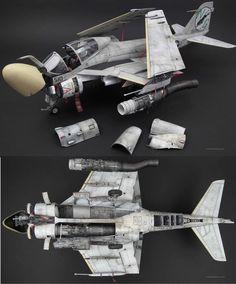 A-6 Intruder   Uknown Scale