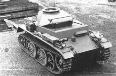 Panzer I Ausf C