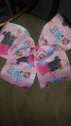80b4d0f73ff NWT JoJo limited edition bow from Justice comes from a pet free and smoke  free home!