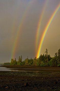 Espejo de arcoiris