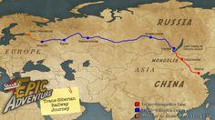 SEA Trans-Siberian Journey