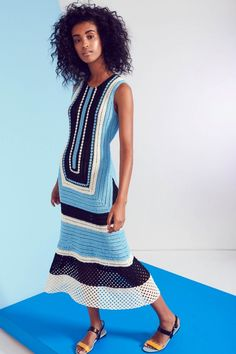 Novis #Crochet #Fashion - Spring 2017