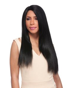 Sensationnel Empress Synthetic Custom Lace Front Edge Wig YAKI 24