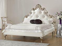 ELENOIRE 床 by Gotha Luxury Italian Style