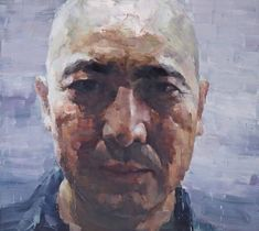 Qiang Zhang: Here :: Archibald Prize 2014 :: Art Gallery NSW
