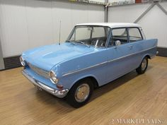 Opel kadett A, I bought 1965 same colour in durban south africa very good car